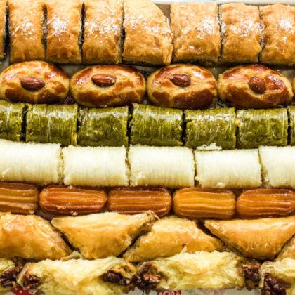 Bäckerei Gül - Baklava